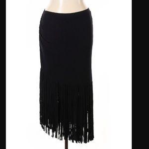 INC International Concepts Black Skirt-Size 0-NWT
